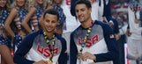 Stephen Curry won't be on US Olympic basketball team in Rio