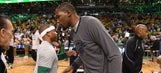Celtics' Isaiah Thomas plans to go 'all-in' recruiting Kevin Durant to Boston