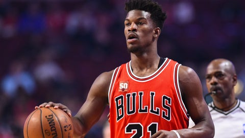 Jimmy Butler (2016)