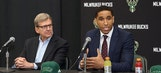 AP Source: Bucks GM Hammond extended through 2017-18