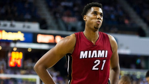 Hassan Whiteside, C, Miami Heat