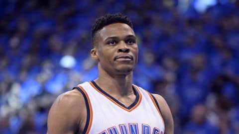 17. Oklahoma City Thunder