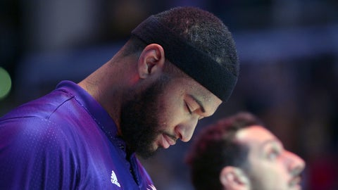 DeMarcus Cousins, Sacramento Kings