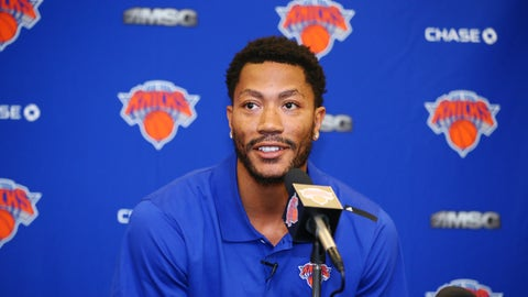 Derrick Rose (unrestricted)
