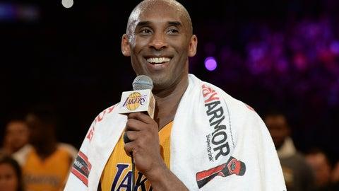 Kobe Bryant (2008, 2012)