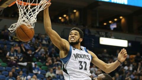 Nov. 23: Wolves @ Pelicans (ESPN)