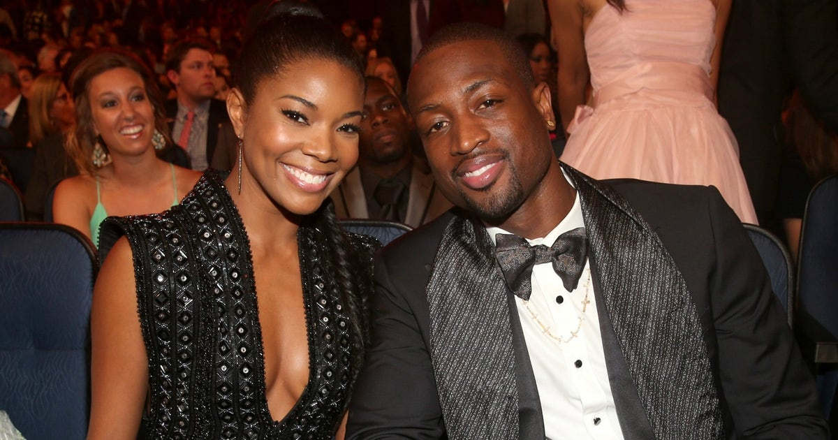 Gabrielle Union Our Kids Dont Play Defense Because Of Dwyane Wade