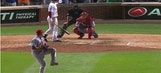 Chicago Cubs' Chris Coghlan tied the game vs. St. Louis with remarkably impressive RBI hit