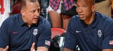 Assistant coach Monty Williams says his late wife predicted he would join Team USA