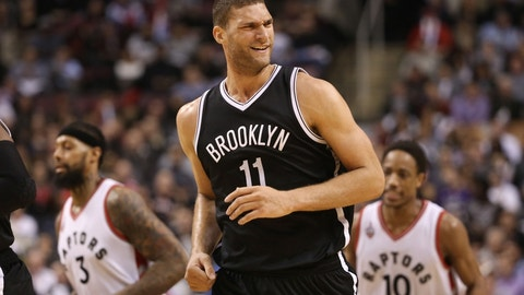 Brooklyn Nets: Trading Brook Lopez for a first-round pick
