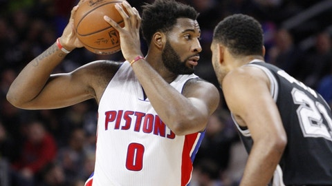 87 overall - Andre Drummond