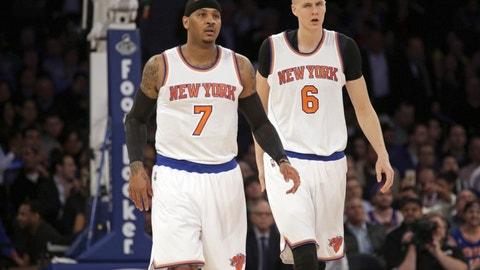 New York Knicks (19)