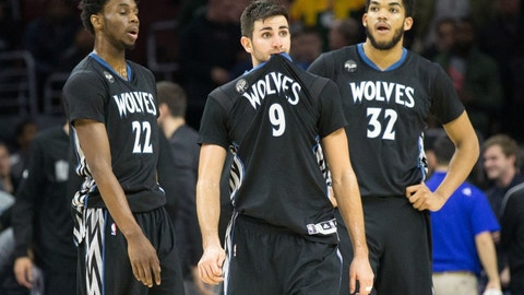 Minnesota Timberwolves: The depths of their early-season struggles