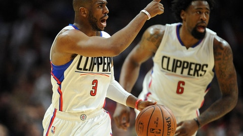 Los Angeles Clippers: Chris Paul