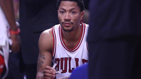 2012: Sixers (8) beat Bulls (1)
