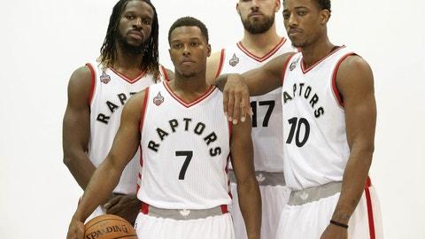 Toronto Raptors (14)