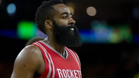 Houston Rockets (7): 7-5