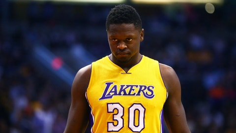 The Lakers turned Julius Randle into his best self almost overnight