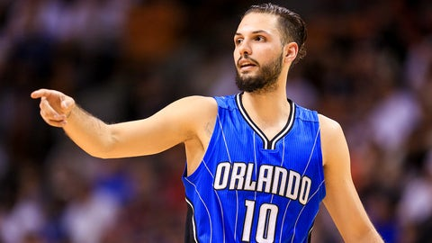 Orlando Magic: Evan Fournier, G/F