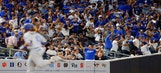 Dodgers fans invade Yankee Stadium, conduct their own 'roll call'