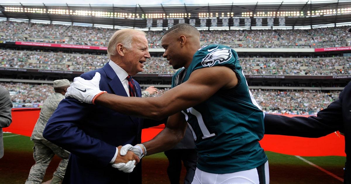 Joe Biden advised President Obama to 'get on the Wentz wagon'