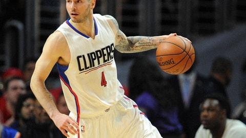 J.J. Redick, SG, L.A. Clippers