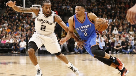 Colin: Kawhi Leonard is much more deserving than Westbrook