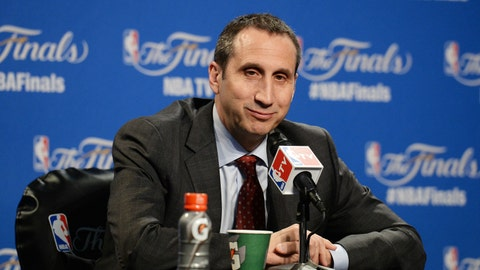 David Blatt, head coach, Darüşşafaka (Turkish Super League)