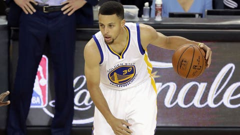 Warriors best: Stephen Curry (94 overall)