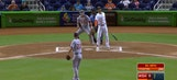 Giancarlo Stanton hits galactic home run in return to Marlins lineup
