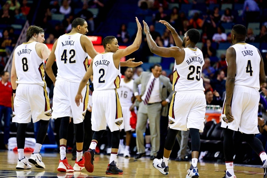 New Orleans Pelicans News The Week Of September 12 Fox Sports