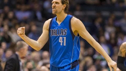 Dallas Mavericks: Dirk Nowitzki