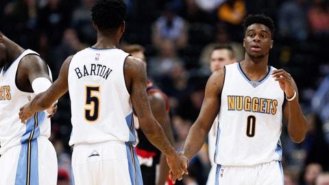 Denver Nuggets (22): 4-7