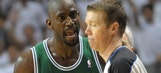 Kevin Garnett's top five ejections