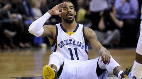 Memphis Grizzlies UNDER 43.5