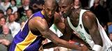 Kobe Bryant pays tribute to retiring Kevin Garnett: 'A true warrior'