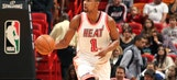 Heat forward Chris Bosh fails physical, future in doubt