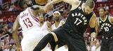 Houston Rockets Game 73 of 2015-16 Season vs Raptors