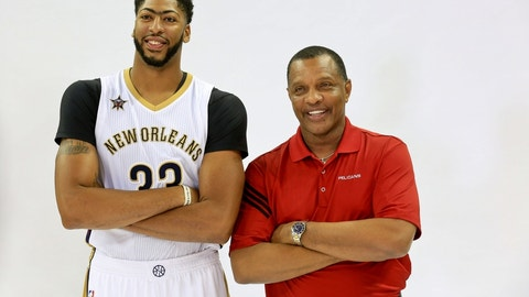 Alvin Gentry, New Orleans Pelicans