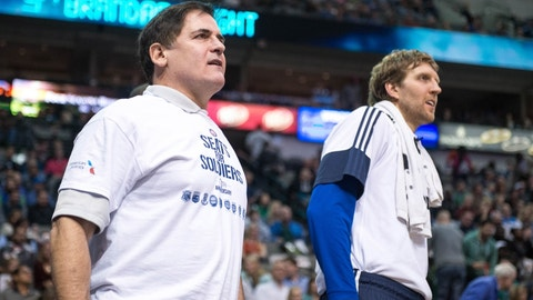 Dallas Mavericks: 2017 first-round pick