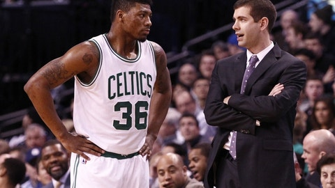Brad Stevens, Boston Celtics: B+