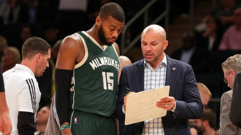 Greg Monroe, C, Milwaukee Bucks