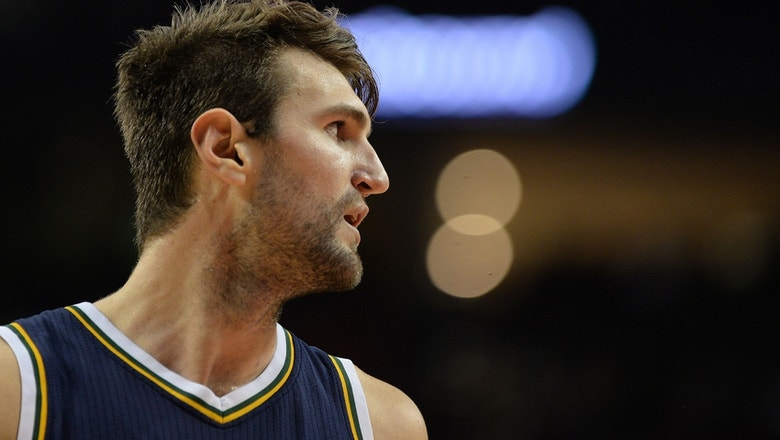 Mavs sign former Utah center Jeff Withey