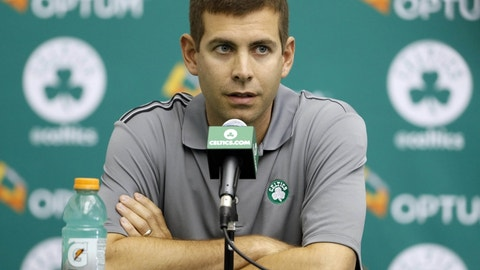 Brad Stevens, Boston Celtics