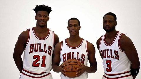 Jimmy Butler, SF, Chicago Bulls