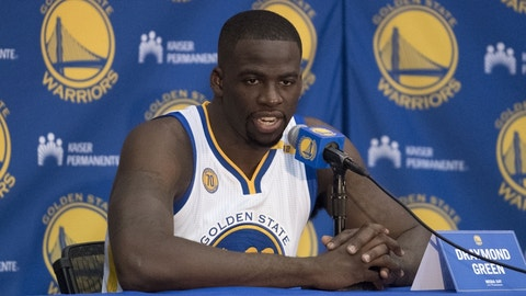 Draymond Green, PF, Golden State Warriors
