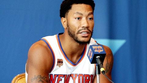 New York Knicks OVER 38.5