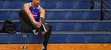 Report: No. 1 pick Ben Simmons needs surgery on his broken right foot