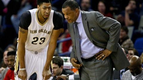 New Orleans Pelicans: 2017 No. 1 pick