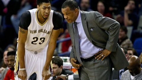 New Orleans Pelicans: Anthony Davis' historic start